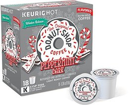 ArtMuseKitsMikash The Original Donut Shop Peppermint Bark Flavored Coffe... - $21.99