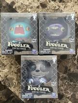 Fuggler Funny Ugly Monster Series 2 Set of 3 Vinyl Figures Brand New - $19.79