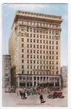Hotel Radisson Minneapolis Minnesota 1910c postcard - $5.94