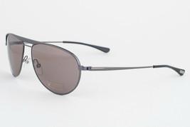 Tom Ford William 207 09J Gunmetal Gray / Brown Aviator Sunglasses TF207 09J - $322.42