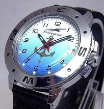 Watch Vostok Komandirskie Military # 43108.NEW - $51.98