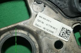 06-09 Volkswagen Rabbit GTi 3 Spoke Leather Steering Wheel w/ DSG Shift Paddles image 3