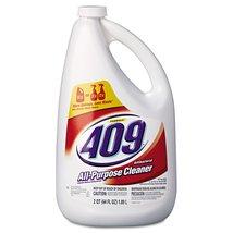CLO00636 - Cleaner Degreaser Disinfectant, Floral, 1gal Bottle - $43.89