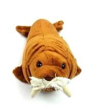 Wild Republic Walrus Plush Stuffed Animal 10 inch  - $17.42