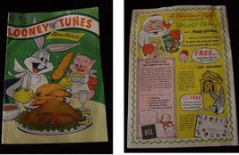 Comic Book Looney Tunes Merrie Melodies Dell December 1951 #122 - $12.99