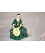 "Royal Doulton A Lady From WIlliamsburg Figurine HN 2228 6"" - $81.89"