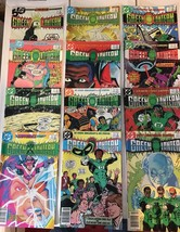 GREEN LANTERN 184 - 195 DC Comic Book Lot / Run Of 12 VF - NM Condition ... - $38.69