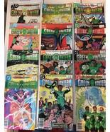 GREEN LANTERN 184 - 195 DC Comic Book Lot / Run Of 12 VF - NM Condition ... - $38.69