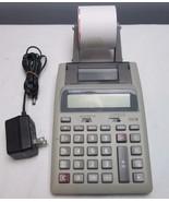 Casio Big Print Calculator Business HR100LC - $20.79