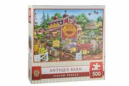MasterPieces Country Escapes - Antique Barn 500 Piece Puzzle - $24.98