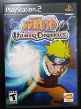 Naruto: Uzumaki Chronicles (Sony PlayStation 2, 2006) - $5.93