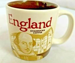 Starbucks Mug ENGLAND Collector Series Mini 3 oz Mug CLEAN No damage EUC - $19.30
