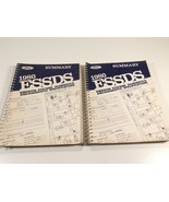1980 Ford ESSDS Summary Emission Systems Schematics and Diagnostic Speci... - $9.99