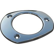 Mate Series Stainless Steel Cap f/Oval Plastic Rod Holders - $20.81