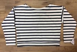 Ralph Lauren Girl's  Ponte Knit Stripe Top, Nevis Multi, Size 4/4T, MSRP... - $19.79