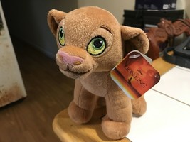 "NWT Disneys The Lion King 2019 Nala Plush Toy by Just Play 7"" Stuffed Animal NEW - $10.00"