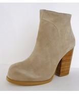 NIB Catherine Malandrino Gabino Bootie Suede High Block Heel Boots Sz 9 ... - $118.75