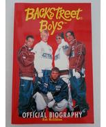 Book 1997 Backstreet Boys Official Biography Soft Cover SC Boy Band Rock... - $14.99