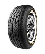 225/60R16 Vogue Tyre CUSTOM BUILT WIDE TRAC TOURING II 98H SL WHITE/GOLD... - $259.99
