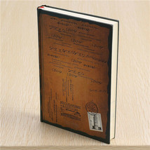 [NEW] Classic Vintage Notebook Blank Diary Book Writer Travel Journal Pa... - $15.55