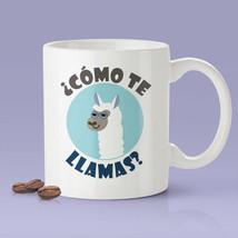 New Mug - Cute Llama Mug   ¿cómo te llamas? [Gift Idea   Gift For - $10.99+