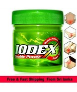 Double Powder Iodex® Multipurpose Pain Relief & Head Fast Balm 9g,18g,45g - $3.47+