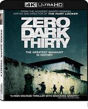 Zero Dark Thirty (4K Ultra HD+Blu-ray)