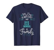 Dog Fashion - Cute Cao De Fila De Sao Miguel Shirt Family Dog Gift for Wom Men - $19.95+