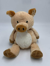Ty Pluffies Corkscrew Pig Piglet Plush Stuffed Animal 2002 Lovey - $9.99