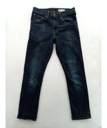Wrangler Slim Straight Stretch Jeans Dark Blue 28X30 see template for sizes - $12.30