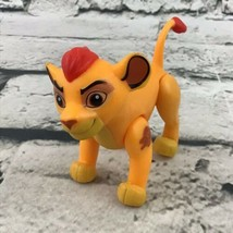 Disney Lion Guard Kion Posable PVC Figure Cake Topper Toy - $7.91