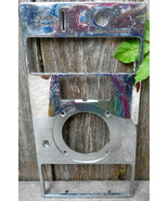 Chrome Front for Vintage Pay Telephone - $30.00