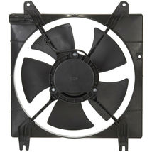 RADIATOR FAN ASSEMBLY SZ3117100 FOR 04 05 06 07 08 SUZUKI FORENZA LEFT SIDE image 3