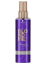 Schwarzkopf Professional BlondMe Tone Enhancing Spray Conditioner, Cool Blondes  - $15.76