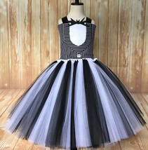 Jack Skellington Tutu, Nightmare Before Christmas Tutu Costume Dress, Jack Tutu - $40.00+