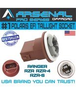 NEW TAIL LIGHT SOCKET- POLARIS RZR 800 & 900 XP  ACE  570 08-17 replace ... - $16.04