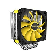 Reeven Justice High Performance 6 Heatpipes Copper Base 120mm CPU Cooler