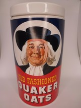 Regal China 1977 Quaker Oats 100th Anniversary Cookie Jar - Tiny Chip In... - $39.95