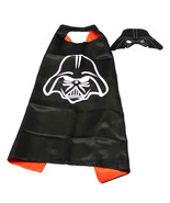 Darth Vader - Star Wars Costume Cape and Mask Set - $12.80