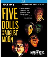 Five Dolls for an August Moon: Kino Classics Remastered Edition [Blu-ray] - $12.95