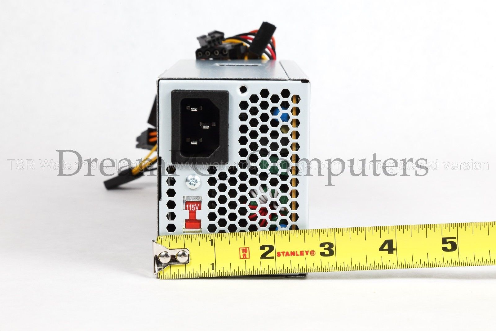 New PC Power Supply Upgrade for HP Pavilion s5257c Slimline SFF Computer