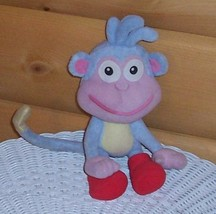 """Dora Explorer Talking Plush Boots Monkey 10"""" F-P with Poseable Arms & Tail - $9.79"""
