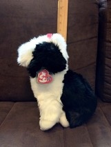 Ty Beanie Buddy POOFIE the Dog 2002, Retired & New  - $4.94