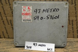 1997 Chevrolet Metro Engine Control Unit ECU 3392052GN0 Module 308-6C3 - $214.99