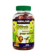 Kirkland Signature Children Multi-vitamin Gummies 250 Gummies Canada LON... - $19.71