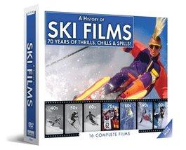 A History of Ski Films - 15 Films on DVD - $16.79