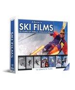 A History of Ski Films - 15 Films on DVD - $19.99