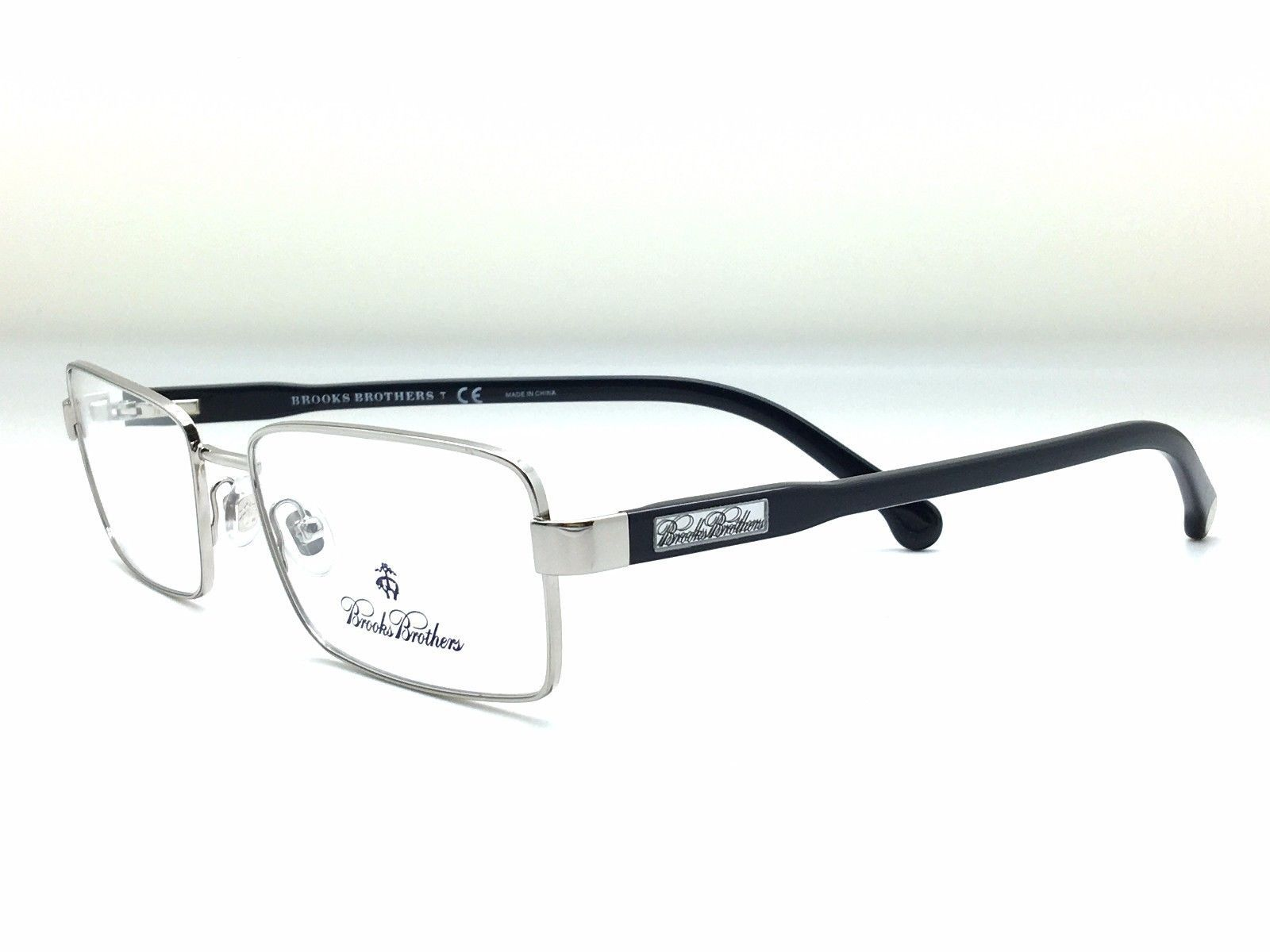 1e4df00ee8e Brooks Brothers Schwarz Silber Brille Bb and 25 similar items