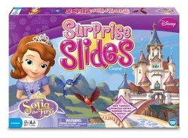 Princess Sofia Surprise Slides Board Game - $23.73