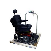 800 LB x 0.2 LB Digital Wheelchair Scale Bariatric Dual Ramp Portable Dr... - $1,095.00